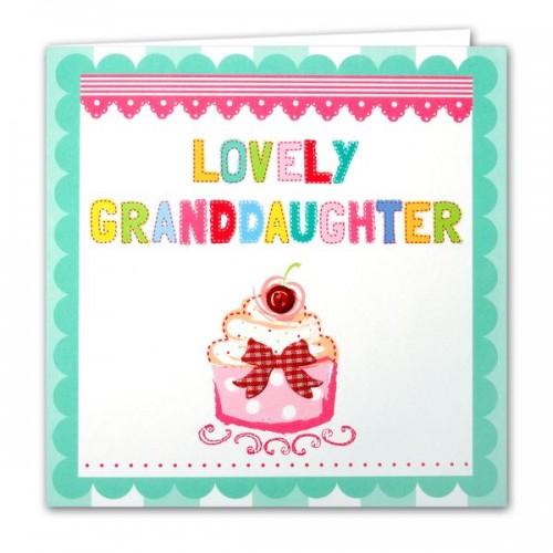 Gift - Card - Granddaughter