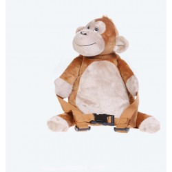 Backpack - with reins - Monkey