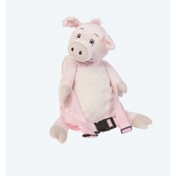 Backpack - with reins - Piggy - 1 left