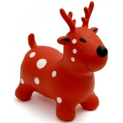 Toy - Happy Hopperz - Red raindeer - 1 left - PICK UP in the shop only £19 -  or plus postage-  extra £5