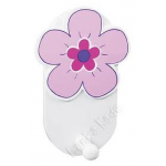 Gift - Magnets for Girls - Flower - Pink