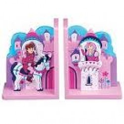 BOOKENDS  - Fairy Castle