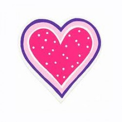Gift - Magnets for Girls - Heart