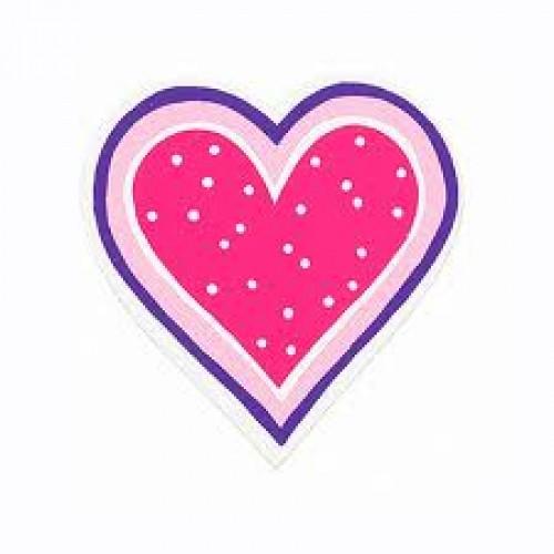 Gift - Magnets for Girls - Heart