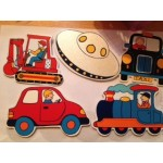 Gift - Magnets for Boys - Large Selection