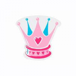 Gift - Magnets for Girls - Crown