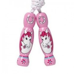 Toy - Pink Horse Skipping Rope