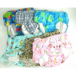 Swim - nappy - UPF 50+ Infant Swim Nappy - 2y-  choose boy or girls