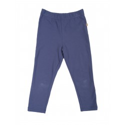 Leggings - Frugi Violet Grey 12-18m, 2-3, 5-6y