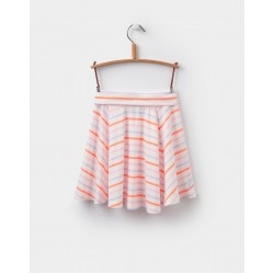 Skirt - Joules Girls - Izzie - MULTI STRIPE 3-4, 5-6, 7-8 - SALE
